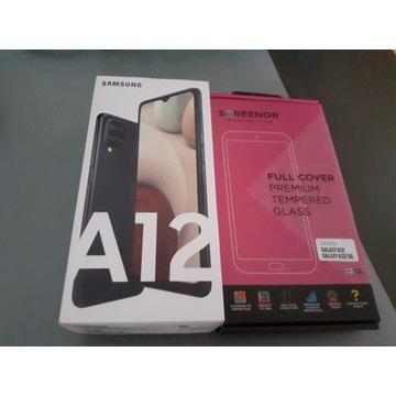 Samsung Galaxy A12 4/64 GB czarny
