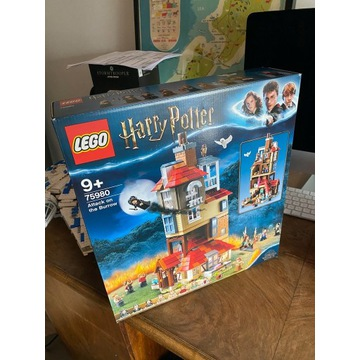 LEGO 75980 Harry Potter - Atak na Norę