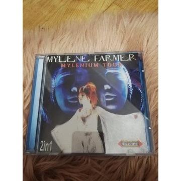 Mylene FARMER Mylenium Tour CD
