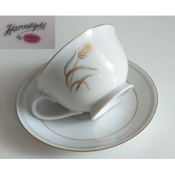 Sango Japan japońska porcelana filiżanka i spodek