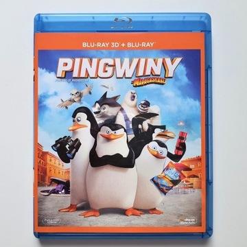 Pingwiny z Madagascaru [ BluRay 2D + 3D ]