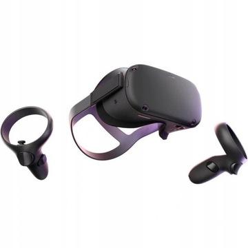 Oculus Quest 128GB Gogle VR Kontrolery Etui Gratis