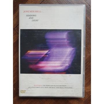Joni Mitchell Shadows and Light (DVD)
