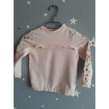 Pepco - wygodna, bawełniana bluza, roz.98