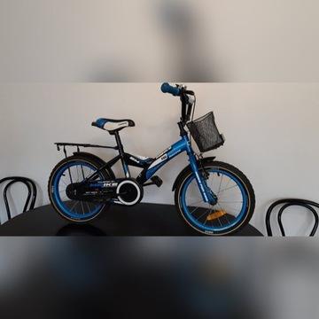 Rowerek dziecięcy 16 cali Mbike Racing