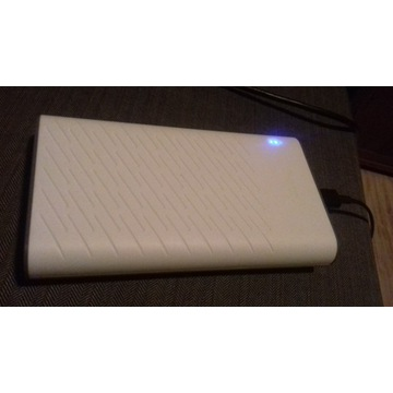 powerbank 20000mAh szybkie ładowanie QC 2USB