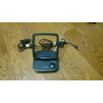 Antena Philips SDV5120/10 dvbt - HDTV/UHF/VHF/UKF/