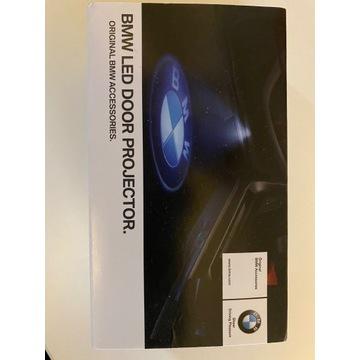 BMW projektor drzwiowy komplet oryginał
