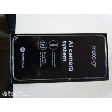 Sprzedam nowy telefon Motorola g8