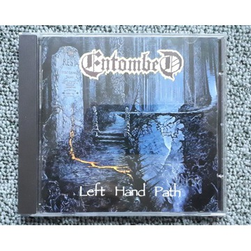 ENTOMBED-Left Hand Path dismember unleashed grave