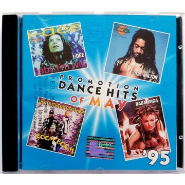 Promotion Dance Hits Of May '95 Snake's Music