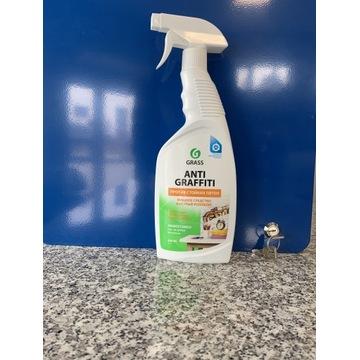 ANTI-GRAFFITI Środek do usuwania śladów po kleju