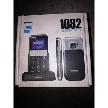 Telefon dla seniorów MYPHONE 1082 Elegant