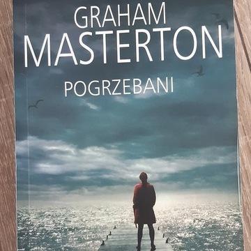 Pogrzebani-Graham Masterton