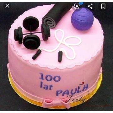 Dekoracje na tort zamówienie