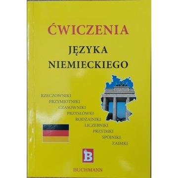 Ćwiczenia języka niemieckiego (Buchmann)