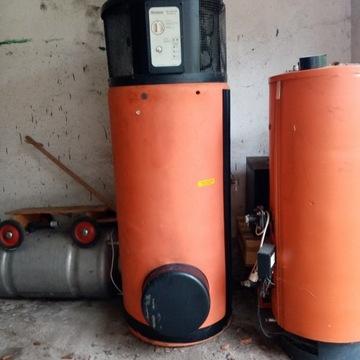 Pompa ciepła do ciepłej wody użytkowej  300 L 2 KW