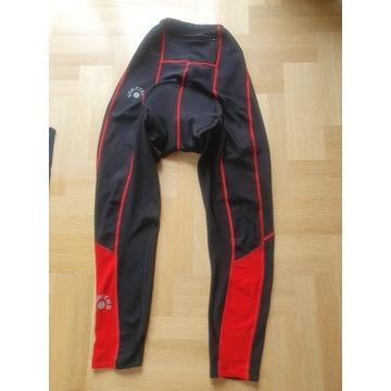 STANTEKS Spodnie rowerowe coolmax z kieszonką L