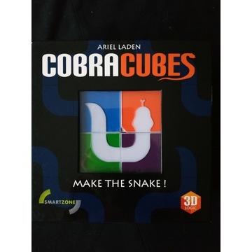 Cobra cubes czyli ułóż węża - gra logiczna 3D