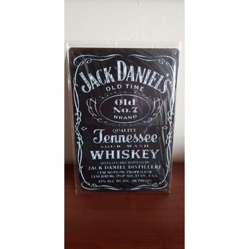 Szyld blaszany Jack Daniels Thennessee