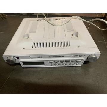Radio kuchenne AEG