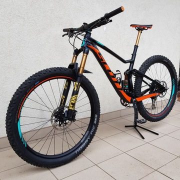 SCOTT Spark TUNED 17,5 Carbon - Trail Enduro XC