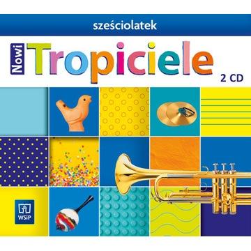 TROPICIELE KOMPLET CD AUDIO 6-LATEK WSiP
