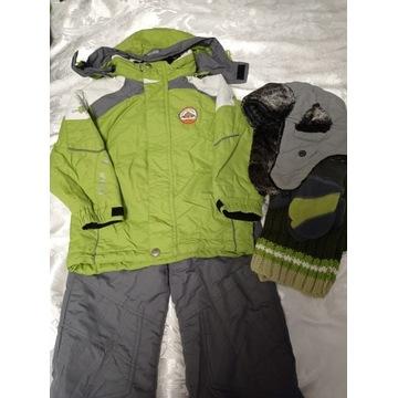 Kombinezon  BRUGI , kurtka i spodnie narciarskie
