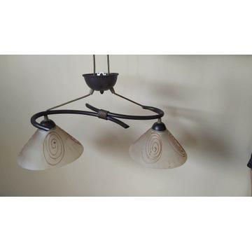 Zestaw lamp