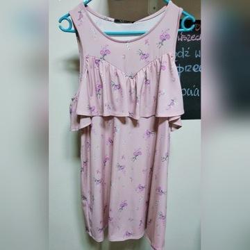 Sukienka na ramiączkach Mohito M