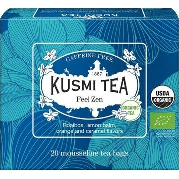 Kusmi tea Feel Zen