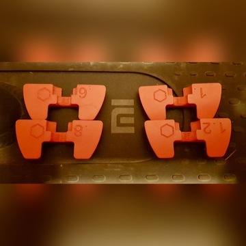 4 podkładki do kierownicy hulajnogi Xiaomi M365