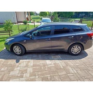 Samochód osobowy Kia Ceed