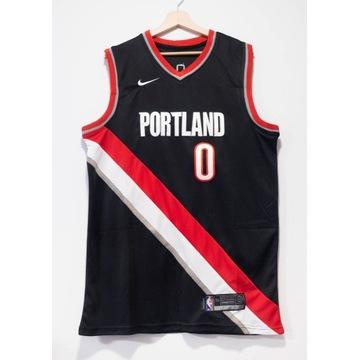 Koszulka NBA, koszykówka, Portland, Lillard, roz.L