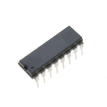 CD4520 Podwójny 4-bit. licznik binarny