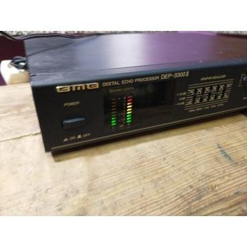 Przedwzmacniacz karaoke Ech procesor BMB DEP-3300