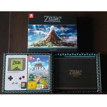 Legend of Zelda Link's Awakening Limited Nintendo