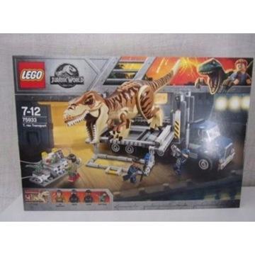 Lego 75933 Transport T-Rexa DOWÓZ GRATIS