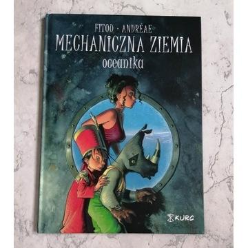 Mechaniczna ziemia, tom 1 - Oceanika