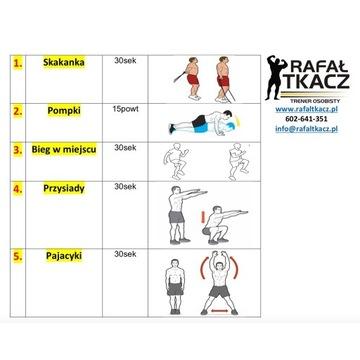 Plan treningowy i żywieniowy