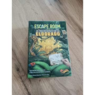 Gra karciana Escape Room Tajemnice Eldorado