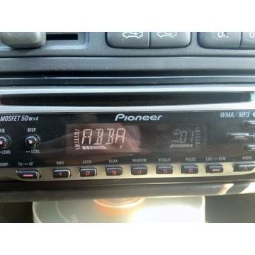 Pioneer deh 2800mp CD + kostka i ramka