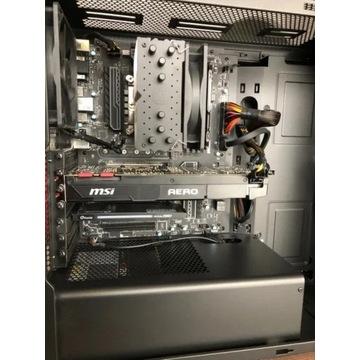 i7-7700K , 16 GBRam, MSI Z270 PC Mate, Corsair550W