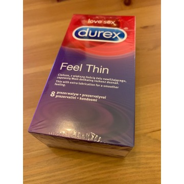 Durex Feel Thin 8szt.
