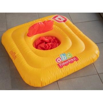 Fotelik do pływania dla niemowląt Fisher Price