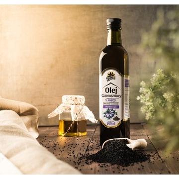 Olej z czarnuszki   #lokalnyryneczek