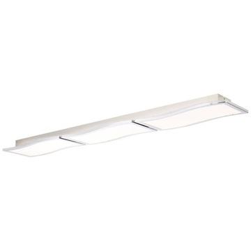 Panel LED Brilliant Scope G90126/15 60W Chrom Biel