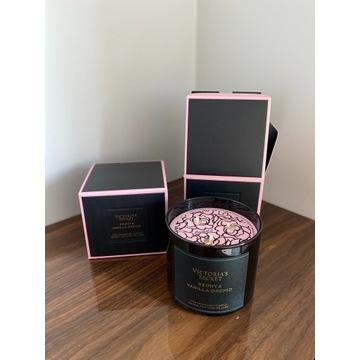 Świeca zapachowa Victoria's Secret peonia świeczka