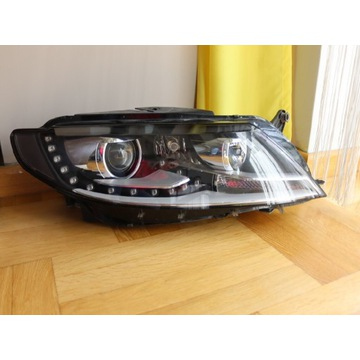 lampa reflektor wolkswagen cc lift ksenon led