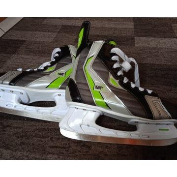 Łyżwy hokejowe SIGNA SH26. R.43 dł.wkładki - 27cm.